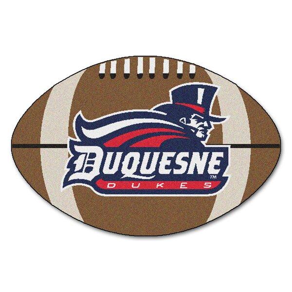 NCAA Duquesne University Football Mat by FANMATS