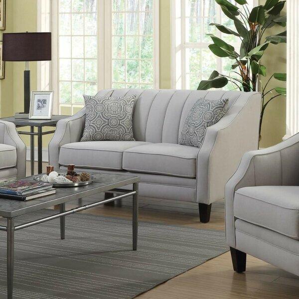 Rosella Channeled Back Configurable Living Room Set by Brayden Studio