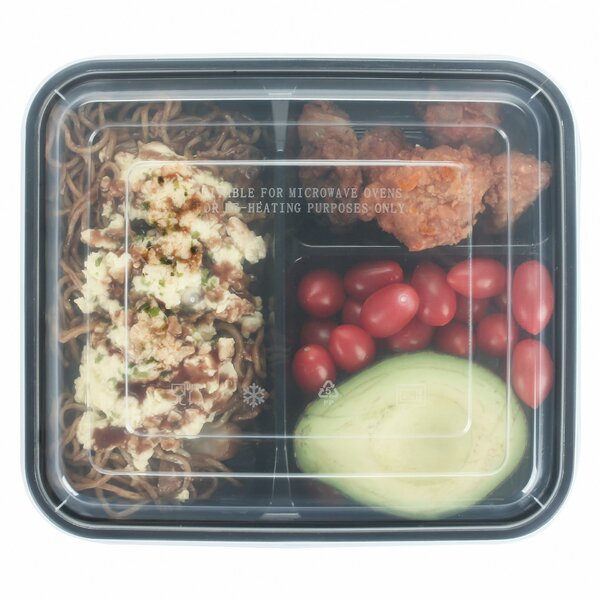32 Oz. Food Storage Container (Set of 10) by Heim Concept