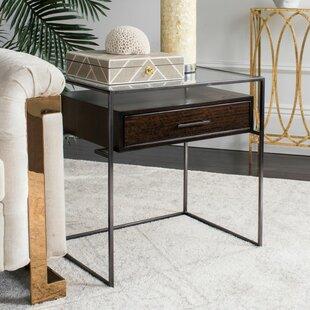 Benda 1 Drawer Nightstand by Mercury Row