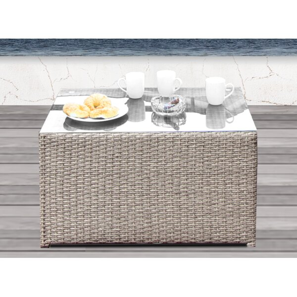 Review Shick Block Coffee Table