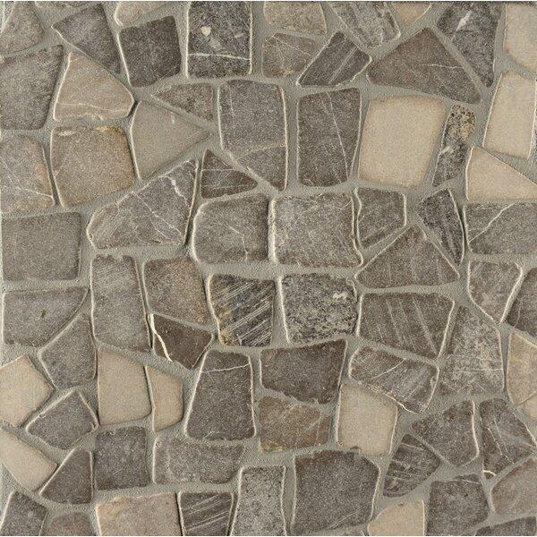 Pebble Rock Random Sized Stone Pebble Tile in Rumah by Grayson Martin