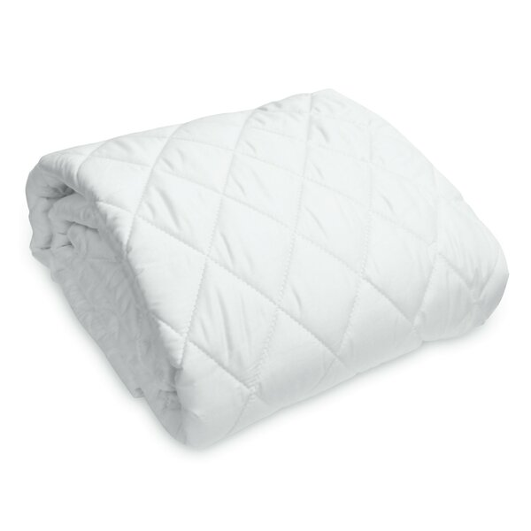 Fitted Waterproof Mini Crib Mattress Protector by Baby Doll Bedding