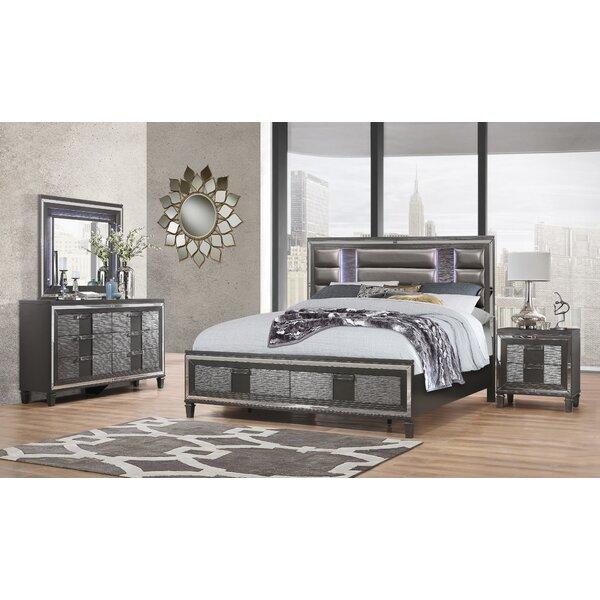 Villanueva Upholstered Standard Bed by Mercer41