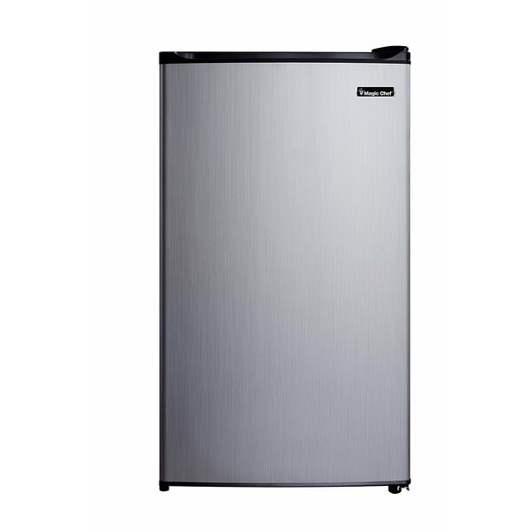 3.5 cu. ft. Compact Refrigerator with Freezer by Magic Chef