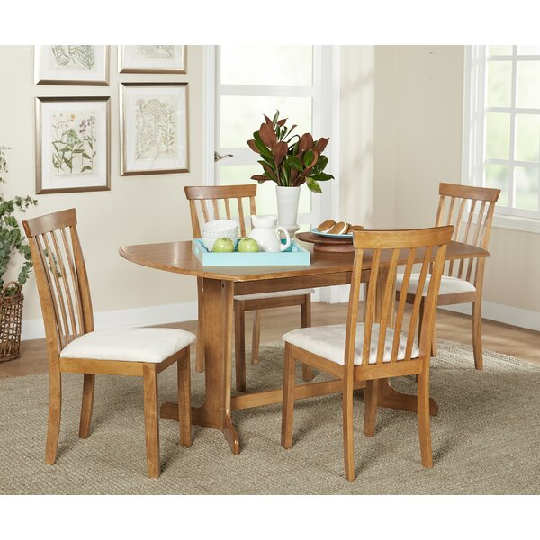 Suzan 5 Piece Dining Set by Red Barrel Studio