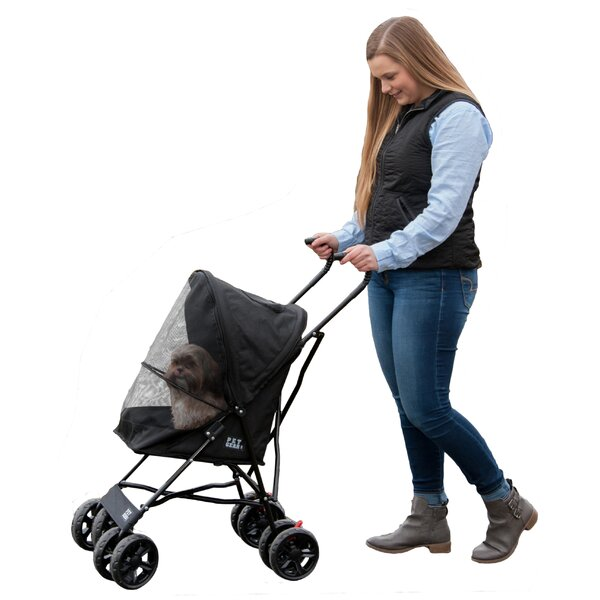 Travel Lite Standard Pet Stroller by Pet Gear