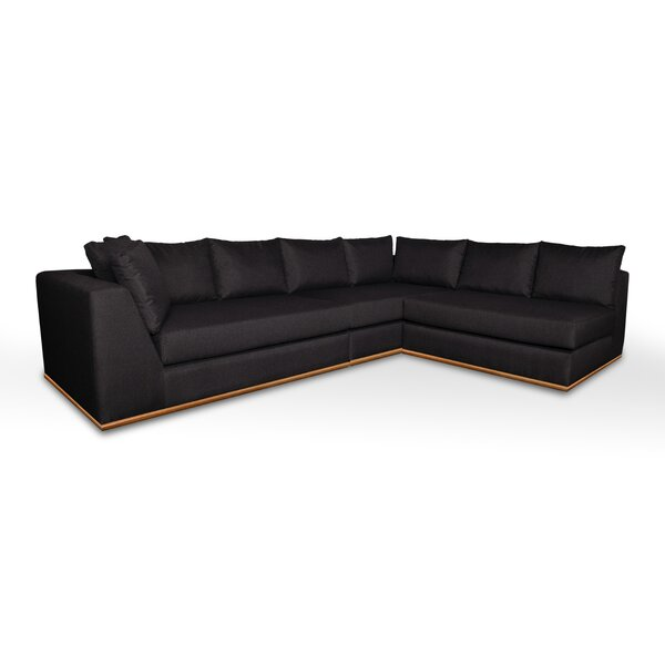 Jennifer Modular Sectional by 17 Stories