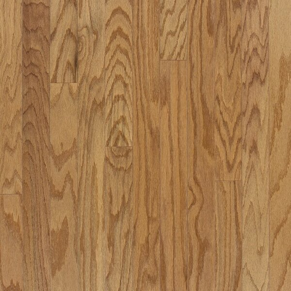 5 Engineered Red Oak Hardwood Flooring in Harvest Oak by Armstrong Flooring
