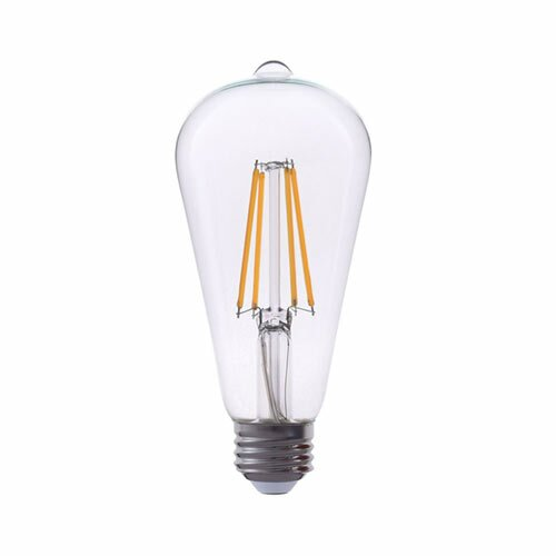 60W Equivalent E26 LED Standard Edison Light Bulb by TriGlow