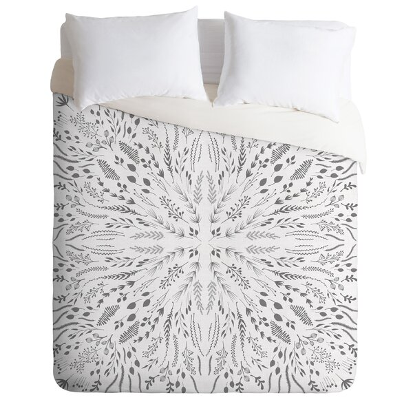 Maze Duvet Cover by East Urban Home