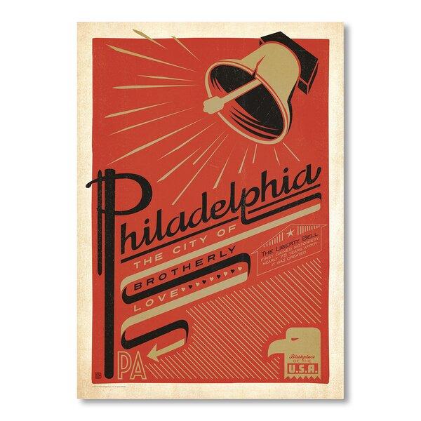 Philadelphia 1001 Vintage Advertisement by East Urban Home