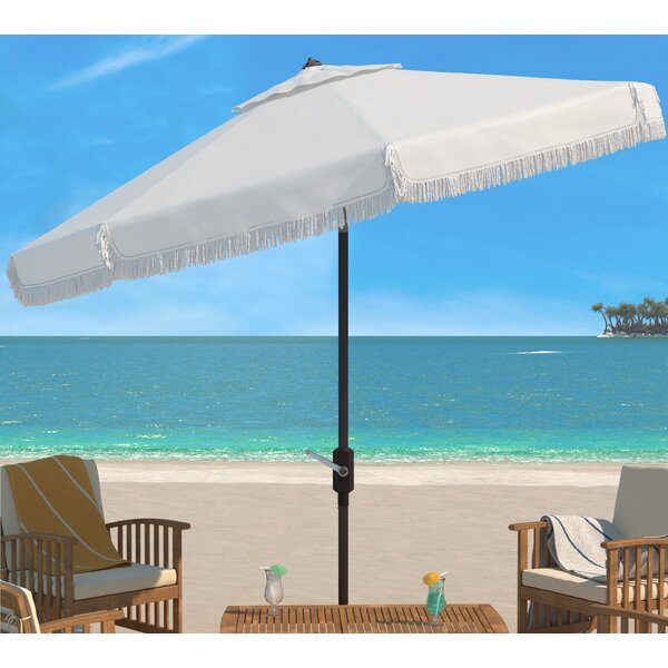 Phair 11' Beach Umbrella by Mercer41 Mercer41