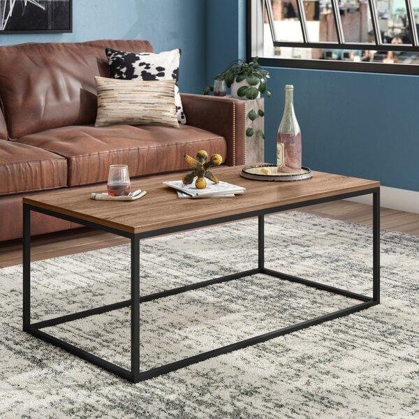 Burkhead Simplism Style Coffee Table By Williston Forge