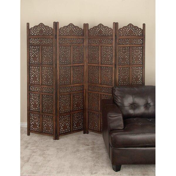 4 Panel Room Divider [Cole Grey]