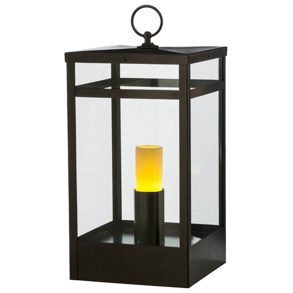 Greenbriar Oak Lantern by Meyda Tiffany