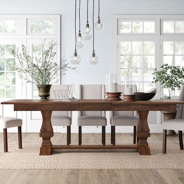 Schaffer Extendable Dining Table by Birch Lane™ Heritage