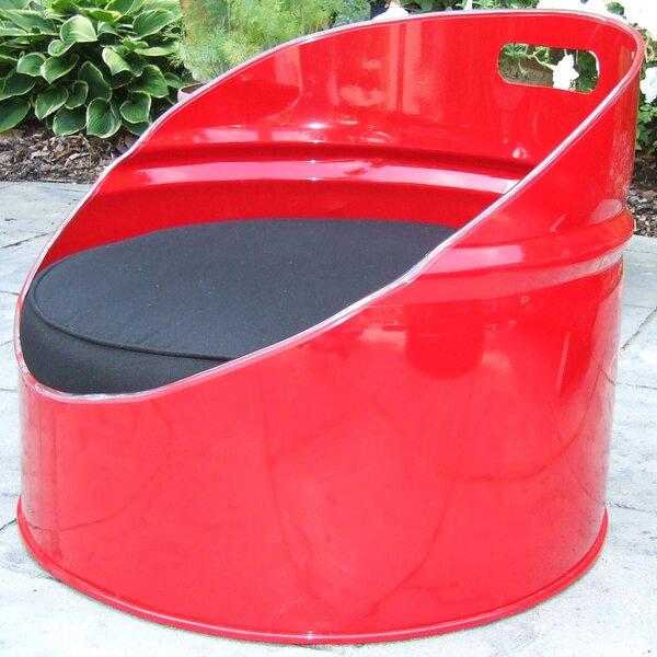 Loft Papasan Chair by Drum Works Furniture