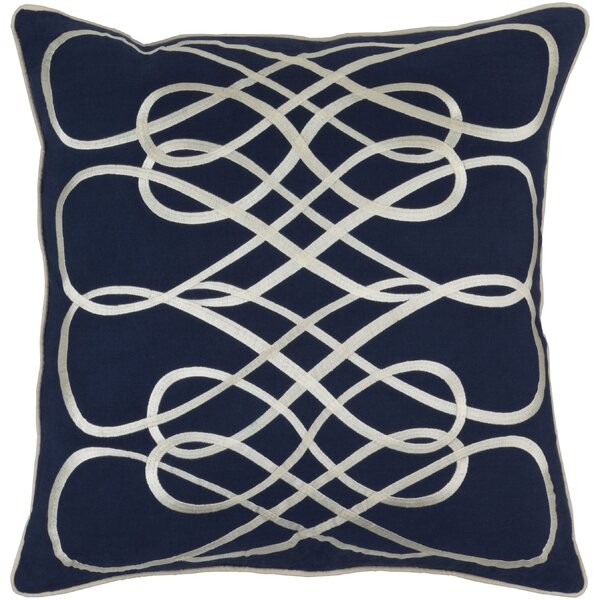 Powell Throw Pillow Cover by Darby Home Co