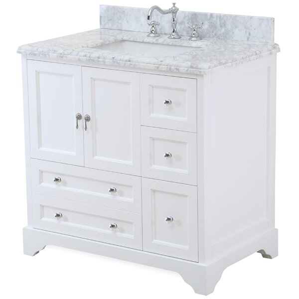 Madison 36 Single Bathroom Vanity Set by Kitchen B