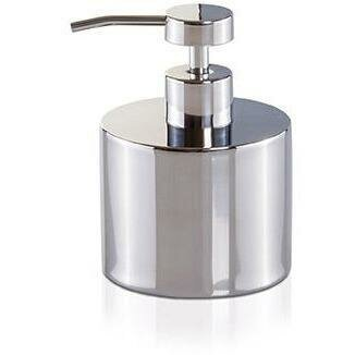 Genao Stainless Steel Soap Dispenser by Orren Ellis