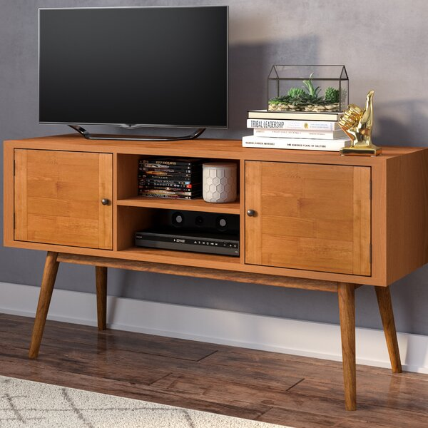 Sergio Media Console TV Lowboard by Corrigan Studio