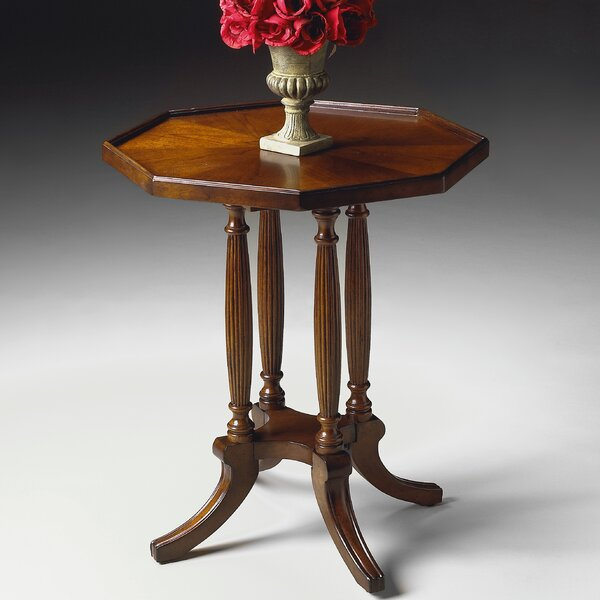 Larocca Octagon End Table by Darby Home Co