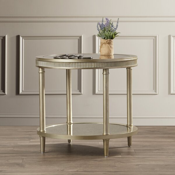 Rodger End Table by Willa Arlo Interiors