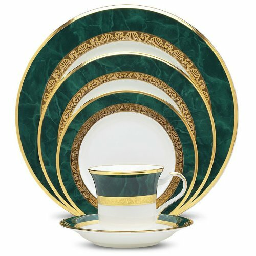 Fitzgerald Bone China 20 Piece Dinnerware Set, Service for 4 by Noritake