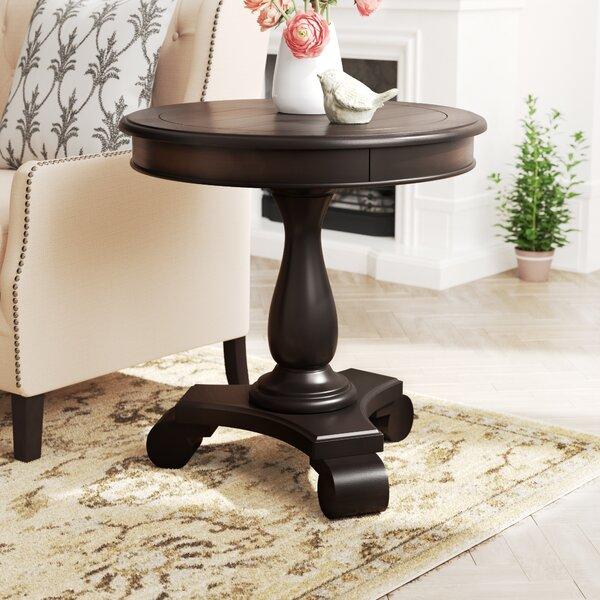 Annable End Table by Fleur De Lis Living