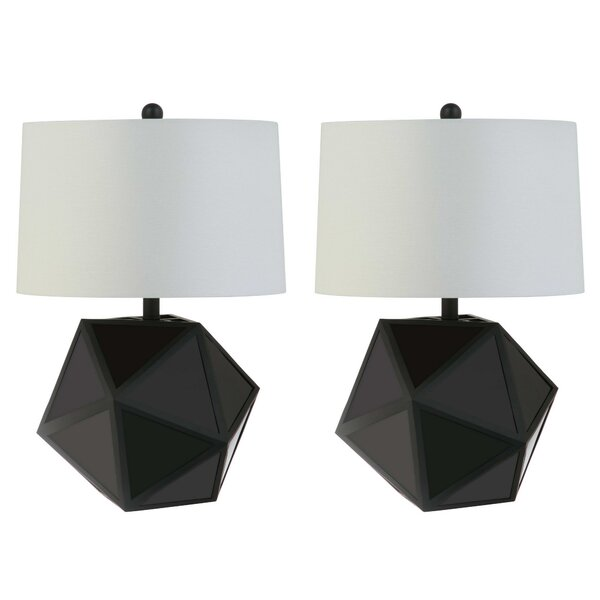 Brookeville 23 Table Lamp (Set of 2) by Wade Logan