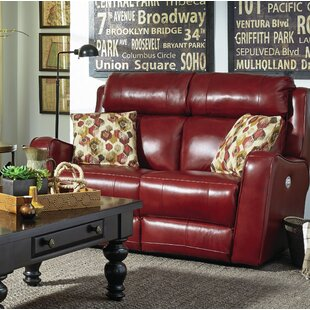 First Class Reclining Loveseat Southern Motion