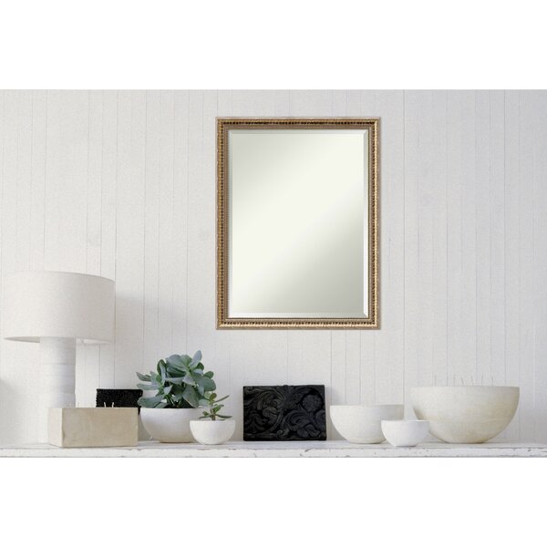 Prestridge Bathroom Accent Mirror by Astoria Grand