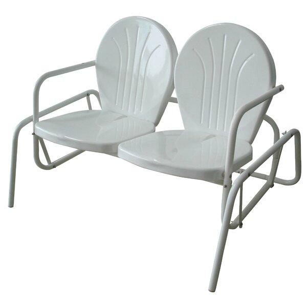Brilliant Modern Contemporary Outdoor Double Glider Allmodern Lamtechconsult Wood Chair Design Ideas Lamtechconsultcom