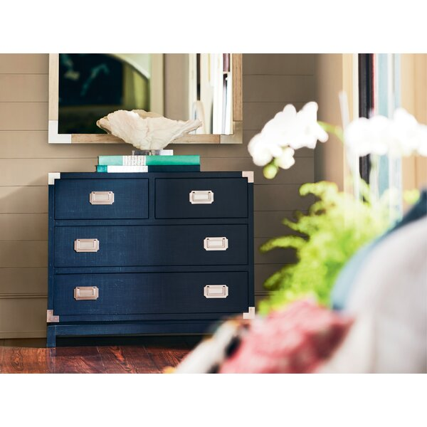 Cowans 4 Drawer Double Dresser by Mercer41