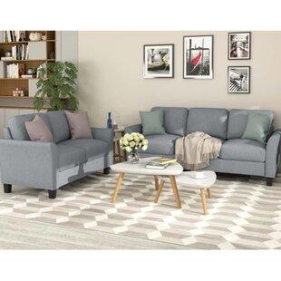 Donene 2 Piece Living Room Set by Red Barrel Studio®