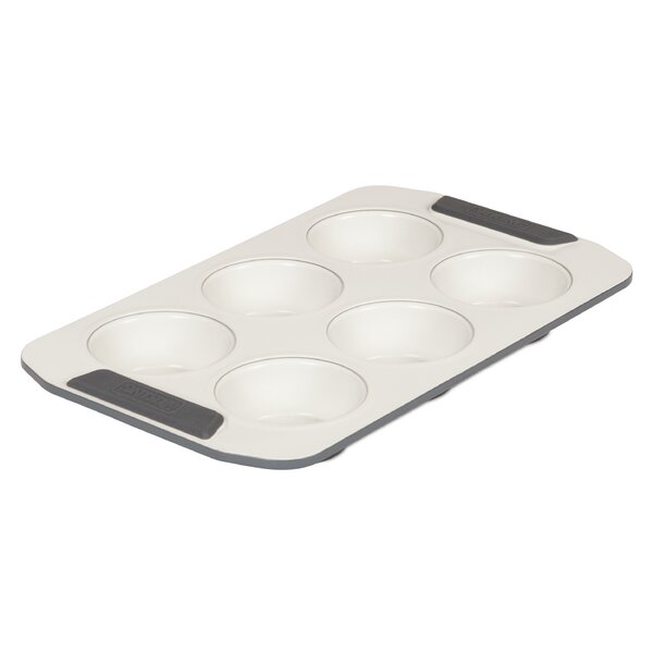 6 Cup Coated Muffin Pan by Viking