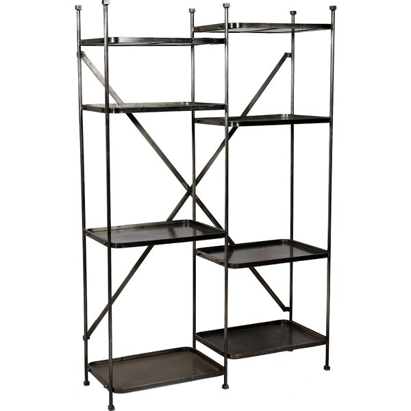 Crew Etagere Bookcase by 17 Stories