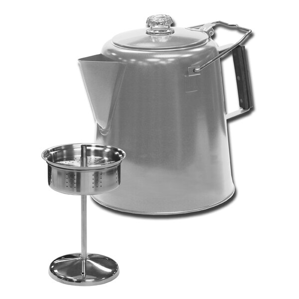 Stovetop Coffee Maker by Stansport