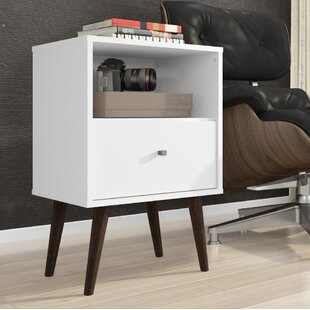 Inexpensive Amory 1 Drawer Nightstand by Trent Austin Design