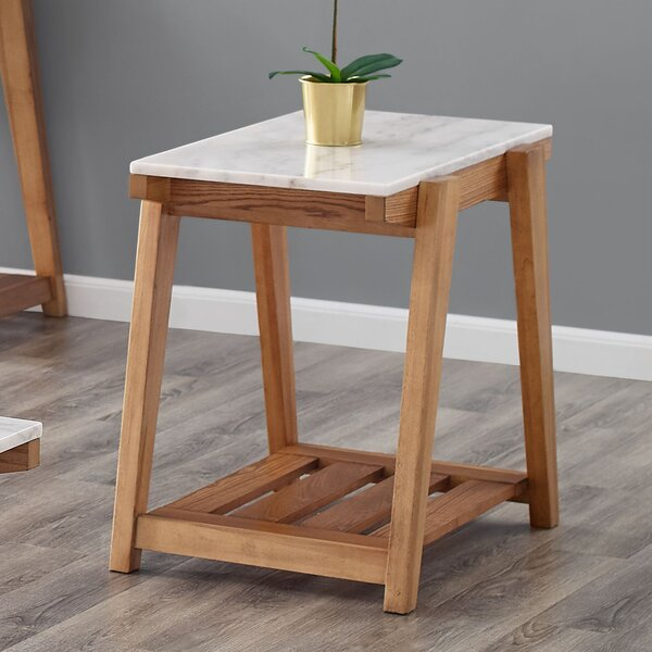 Rambo End Table by Brayden Studio