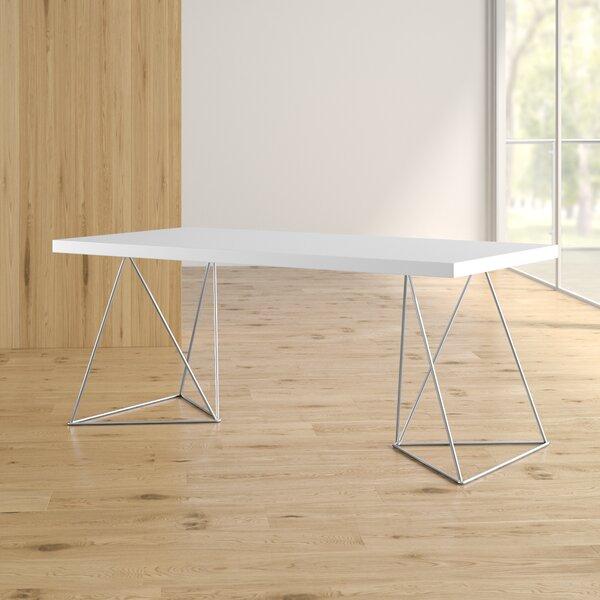 #1 Durkee Dining Table By Brayden Studio Wonderful