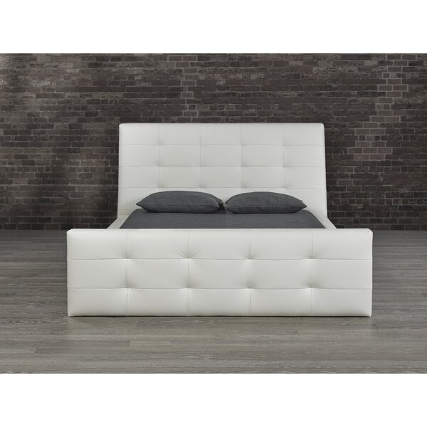 Haug Upholstered Platform Bed by Brayden Studio