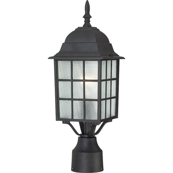 Sorrells Outdoor 1-Light Lantern Head by Charlton Home