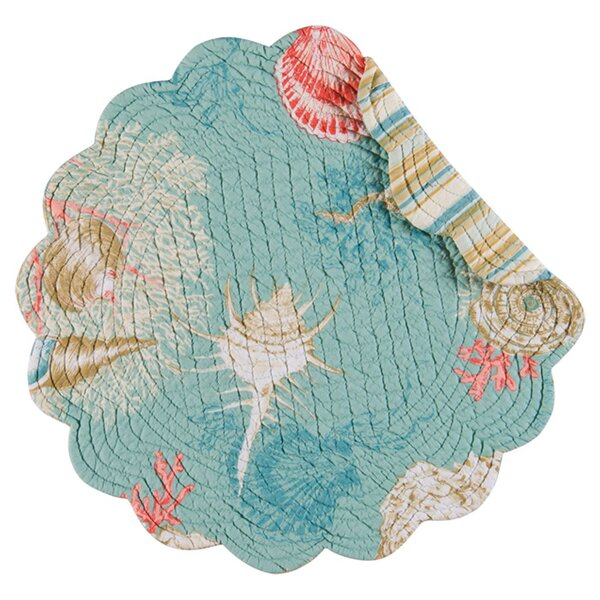 Catalina Placemat (Set of 6) by C&F Home