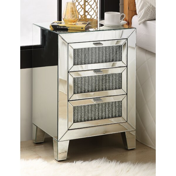 Kaley Night Table by House of Hampton