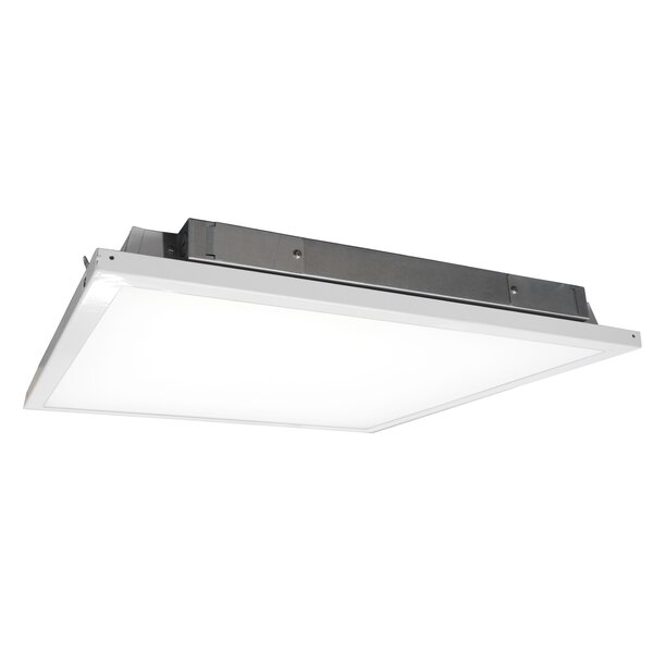 Troffer LED High Bay by NICOR Lighting