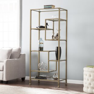 Great choice Charney Etagere Bookcase by Orren Ellis