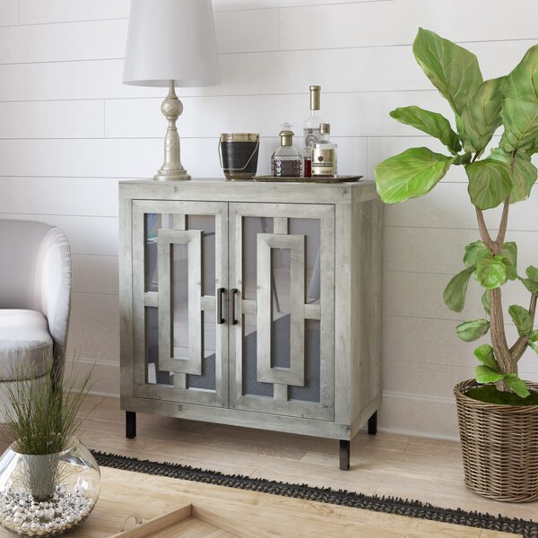 Whitmore Wine Bar Cabinet by Union Rustic