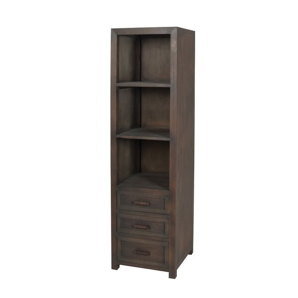 Fabricio Standard Bookcase by Gracie Oaks